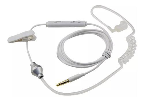 Auricular Seguridad Espia Anti Radiacion Celular Manos Libre