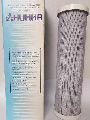 Filtro De Repuesto Original Para Purificador De Agua Humma