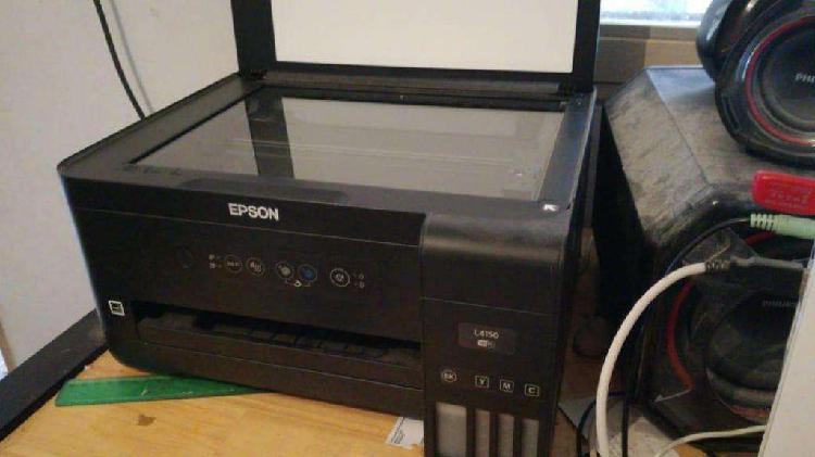 Impresora Epson Ecotank L4150 NUEVA