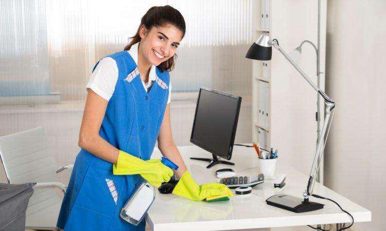 Se busca personal de limpieza para oficina