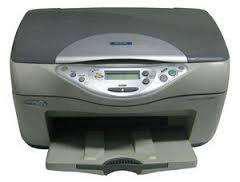 Vendo Impresora Epson Multifunción CX5400 usada cabezales