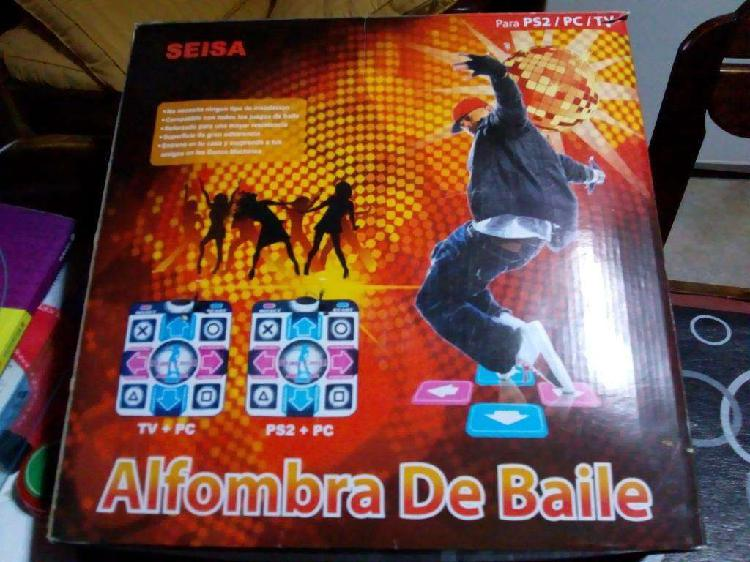 Alfombra de Baile Ps2