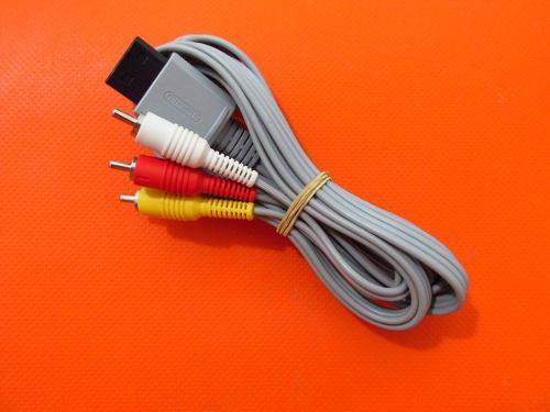 Cable A/v Original Nintendo | Para Nintendo Wii U