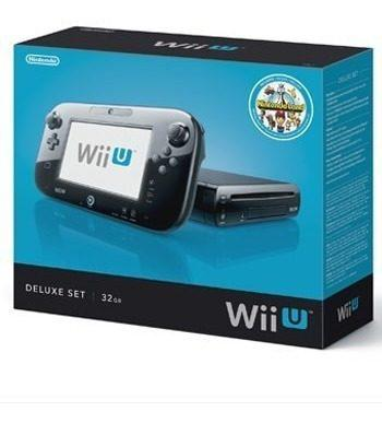 Consola Nintendo Wii U + 23 Juegos
