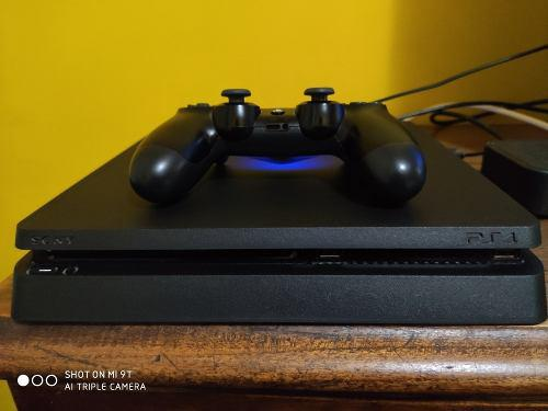 Consola Ps4 Slim 1 Tb Con 5 Juegos