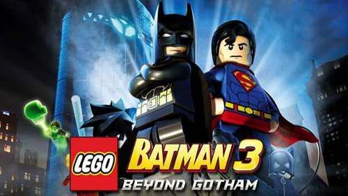 Juego Lego Batman 3 Nintendo Wii U Excelente Estado Gabo Gam