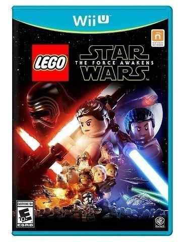 Juego Lego Star Wars Nintendo Wii U Excelente Estado Fisico