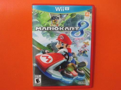 Mario Kart 8 Original Nintendo Wii U Ntsc