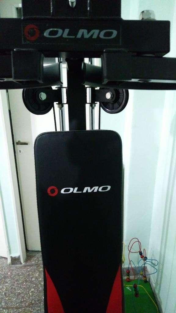 Multigimnasio Olmo 80 Com 70 Kg de Peso