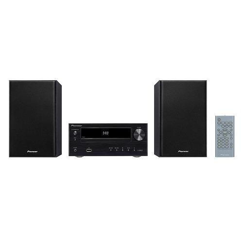 Pioneer Micro X-hm26 Bt/radio Fm/cd/mp3/usb/control Remoto