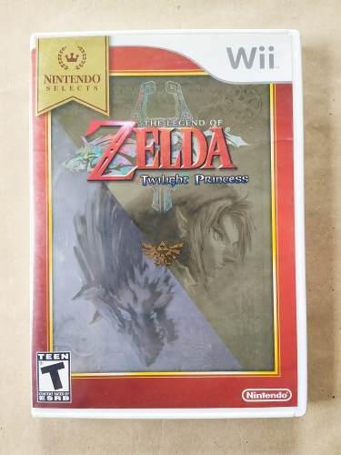 The Legend Of Zelda Twilight Princess Nintendo Wii / Wii U