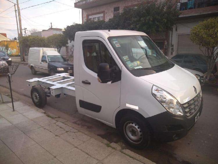 Busco trabajo para camioneta Renault Master o chofer