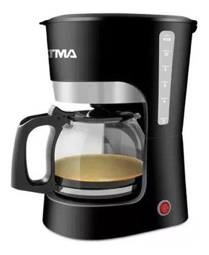 Cafetera Eléctrica De Filtro Atma Ca8143n 1.25l En Cuotas