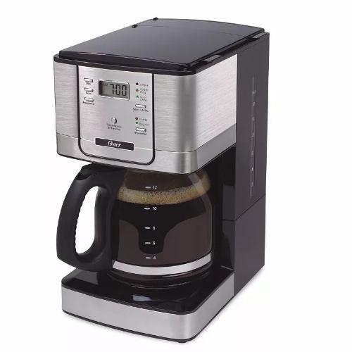 Cafetera Eléctrica Oster Digital Programable 12 Tazas