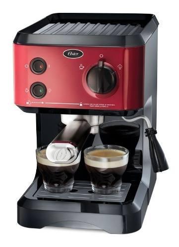 Cafetera Express Oster Cmp65 19 Bares Cápsulas Nespresso