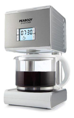 Cafetera Goteo Digital Digital 1.5 Lt. Peabody Pe-cm2079