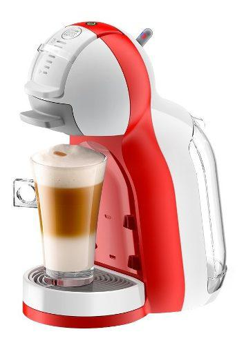 Cafetera Moulinex Dolce Gusto Mini Me Expresso Roja O Negra