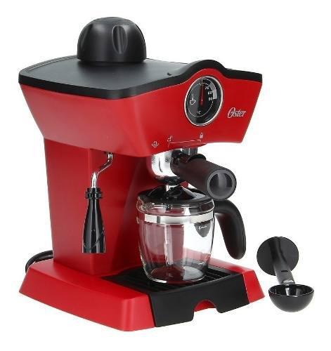 Cafetera Oster 4188 Expresso Y Cappuccino Hidropresión 900w