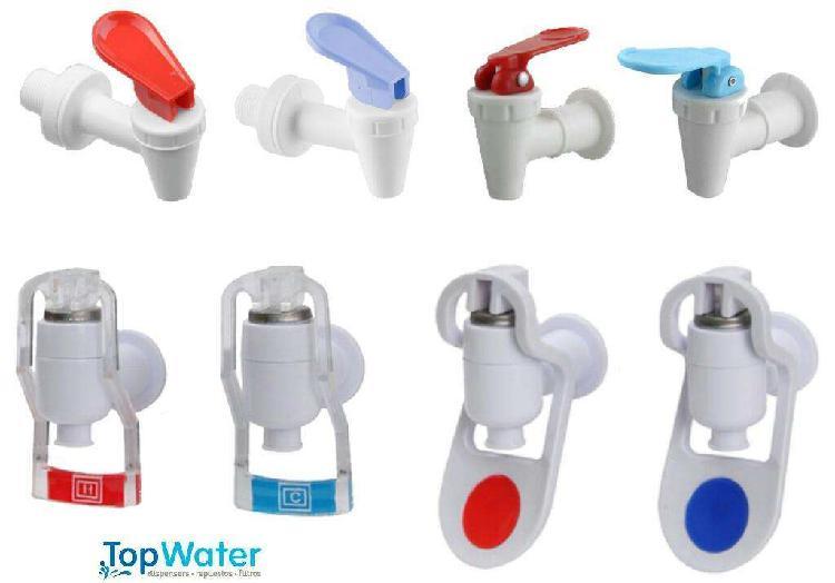 Canillas para Dispensers Y Purificadores de Agua de todas