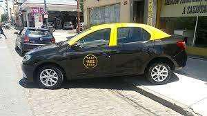 Chofer de taxi para capital