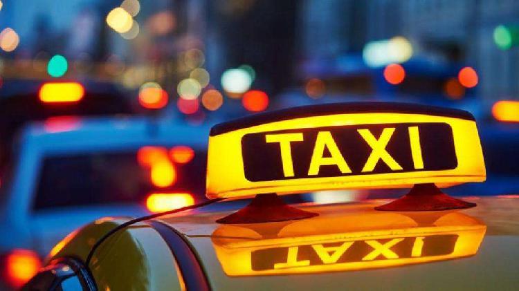 Chofer para Taxi A/C