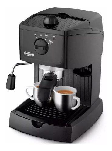 Delonghi Ec146 Cafetera Expresso 15 Bares Vapor Cappuccino