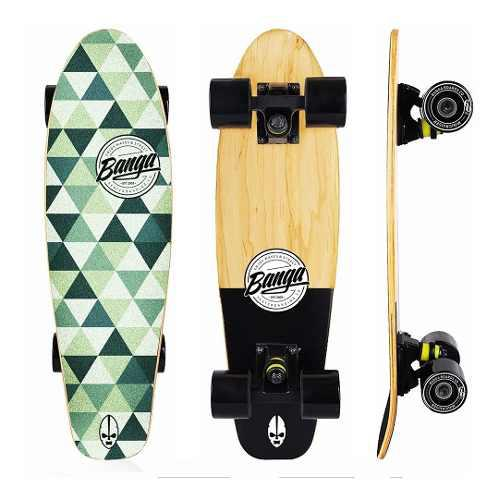 Mini Skate Penny Board Maple Minicruiser Banga 24 Tabla