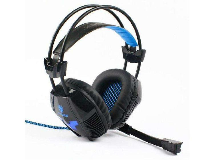 AURICULARES GAMER SADES PC/PS4/XBOX ONE/VARIOS