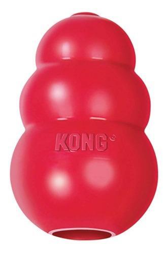 Juguete Para Perros Kong Classic Medium (m) Rojo