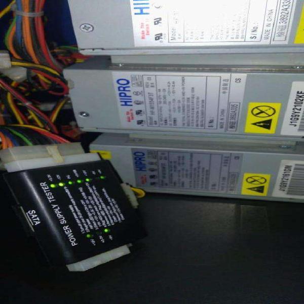 MINI FUENTES DE PC 12V/5V/3.3V HIPRO HP-M1554FT3 155W IBM