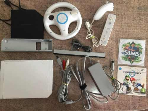 Nintendo Wii Usada Chipeada