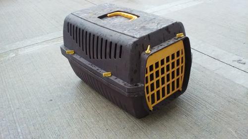 Canil Trasportador De Perros O Gatos Medianos