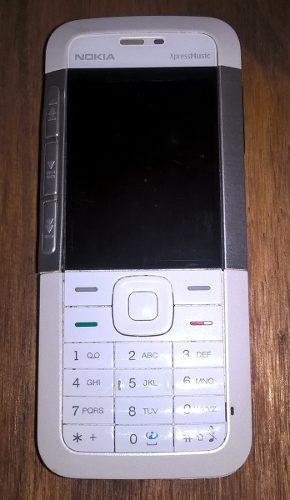 Celular Nokia 5310b (no Funciona) A Reparar O Como Repuesto.