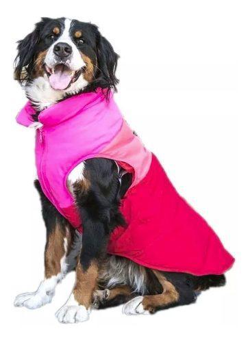 Chaleco Inflado Campera Perro Mascota Talles Grandes *