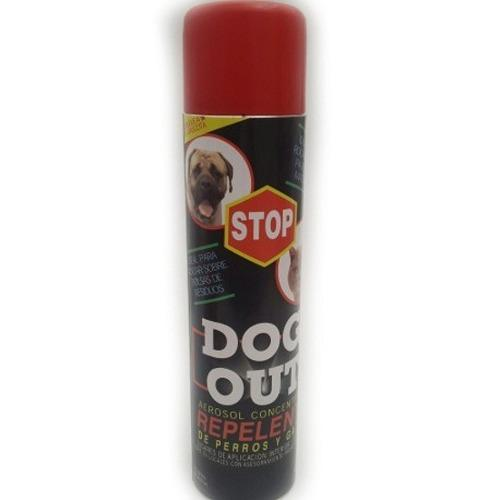 Dog Out Repelente De Perros Y Gatos Aerosol 440ml