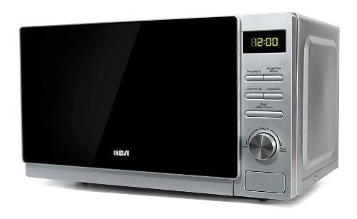 Horno Microondas Rca R20dig 20 Litros 700w Silver Digital