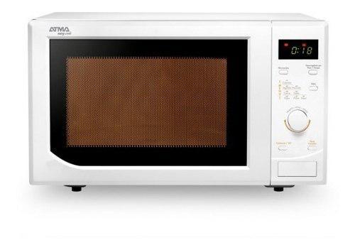 Microondas Digital Atma Md1720n 700w 5 Programas Nuevo!