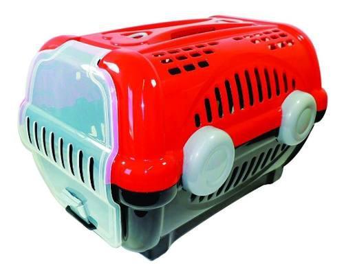 Transportadora Canil Caja De Transporte Gatos Y Perros