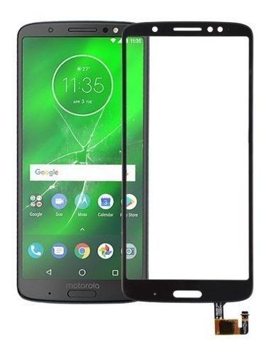 Vidrio Touchscreen Tactil Repuesto Motorola Moto G6 G6 Plus