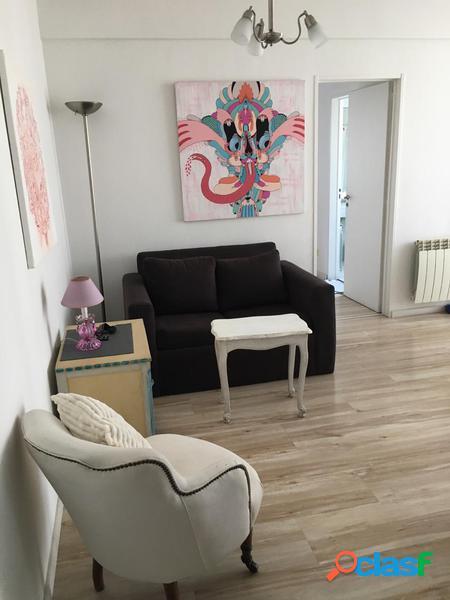 Alquiler Temporario en Cañitas - 2 ambientes - Divino!