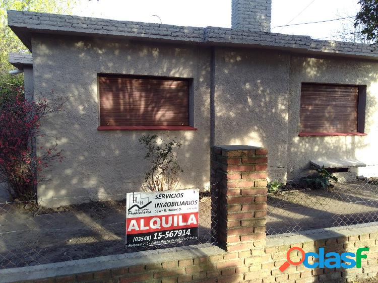 Alquilo CASA Dos dormitorio Barrio Potrerillo