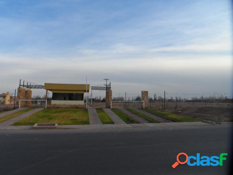 LOTES DE 300 M2 EN BARRIO PRIVADO A UNA CUADRA DE ARENAS