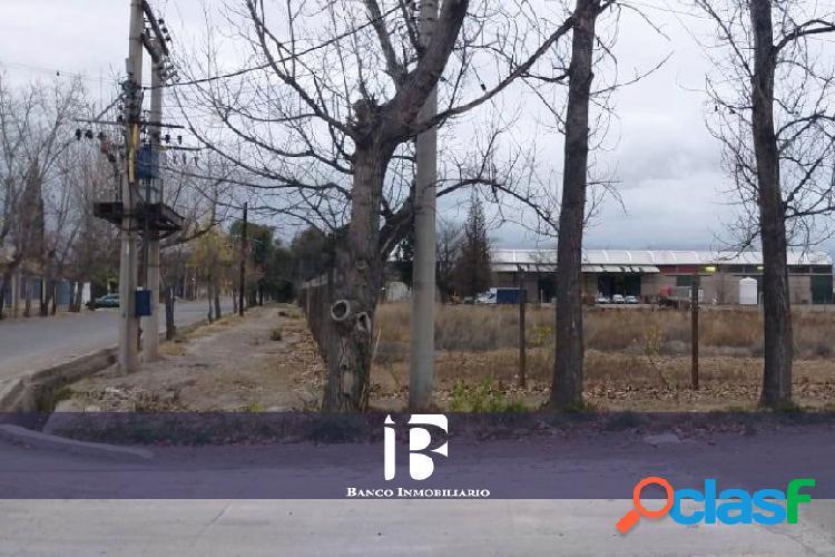 Terreno Zona Industrial Godoy Cruz