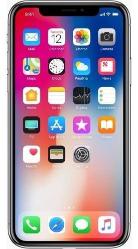 Apple iPhone X 256gb 5.8' Face Id Oled Garantia 15% Off