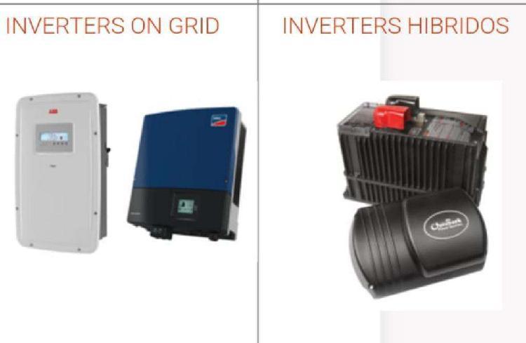 Inverters para Paneles Solares de 275 W ideal para el campo