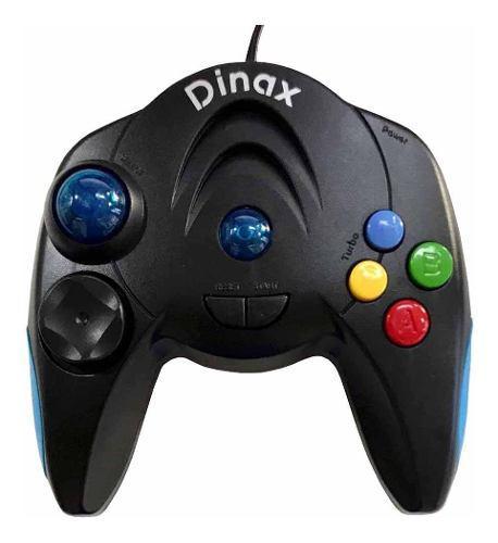 Joystick Consola De Videojuegos Para Tv Game Pad Dinax 200