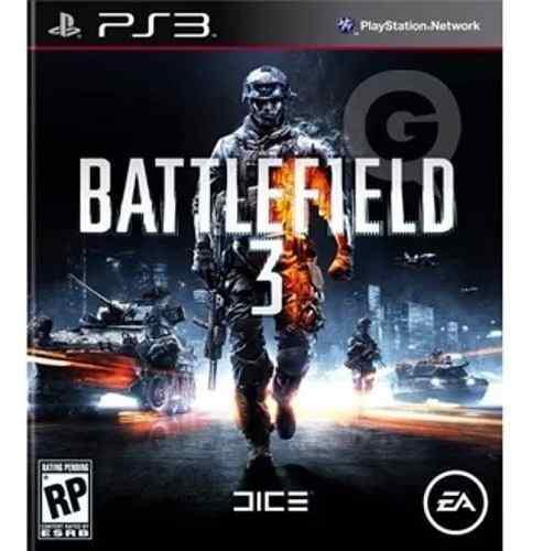 Juego Battlefield 3 Consola Play Station 3 Ps3 Orginal