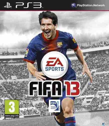 Juego Fifa 13 Ps3 Consola Play Station 3 Español En Caja