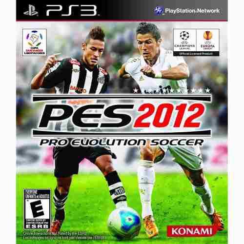 Juego Pes 2012 Ps3 Consola Play Station 3 Español En Caja