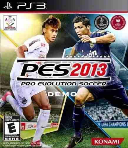 Juego Pes 2013 Consola Play Station 3 Ps3 Español En Caja